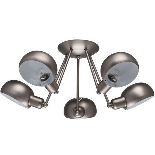 Lampa sufitowa satyna - nowoczesne, regulowane półkule loft (691010105) marki Mw-light