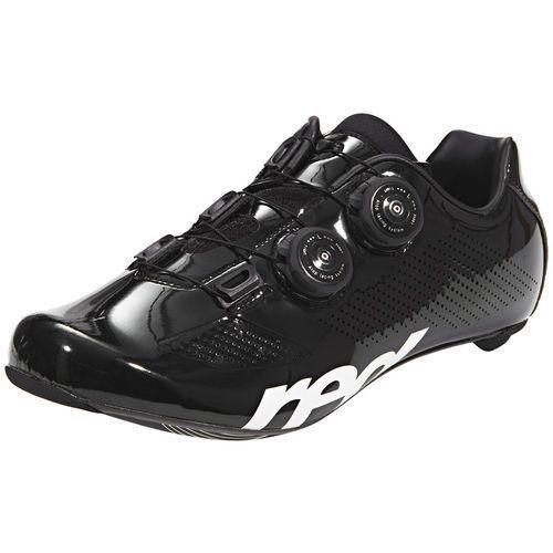 pro road i carbon buty czarny 42 2018 buty szosowe zatrzaskowe marki Red cycling products