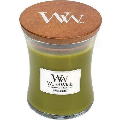 Woodwick Świeca core apple basket średnia