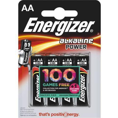 Baterie alkaliczne Energizer BASE Power Seal AA LR6 blist./4szt 7638900246599