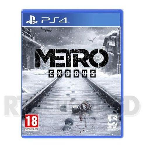 Metro Exodus (PS4) Darmowy transport od 99 zł | Ponad 200 sklepów stacjonarnych | Okazje dnia!