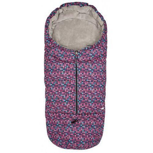 G-mini śpiworek regulowany JARED 3000/3000, różowy