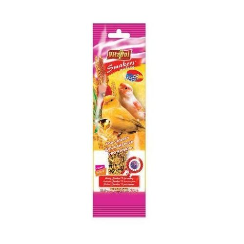 Vitapol Smakers dla kanarka - miodowy Weekend Style [3256], 6154 (1915040)