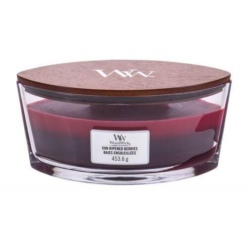 Woodwick sun ripened berries świeczka zapachowa 453,6 g unisex (5038581054483)