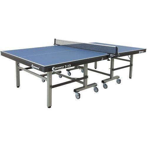 Stół do tenisa stołowego SPONETA S 7-13 Master Compact + DARMOWY TRANSPORT! (4013771137574)