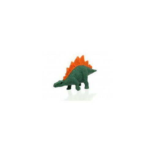 Iwako Gumka do ścierania - ciemnozielony stegozaur