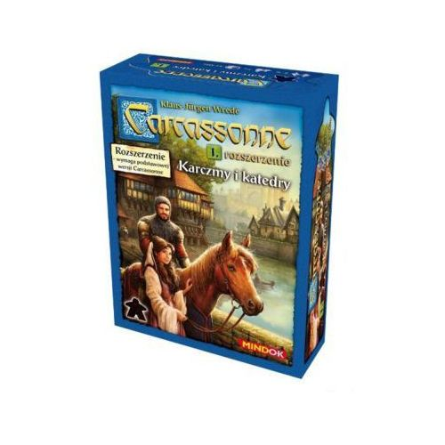 BARD Gra Carcassonne Karczmy i Katedry 2 edycja