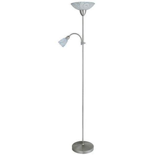 Rabalux Lampa podłogowa harmony lux metal/szkło satyna