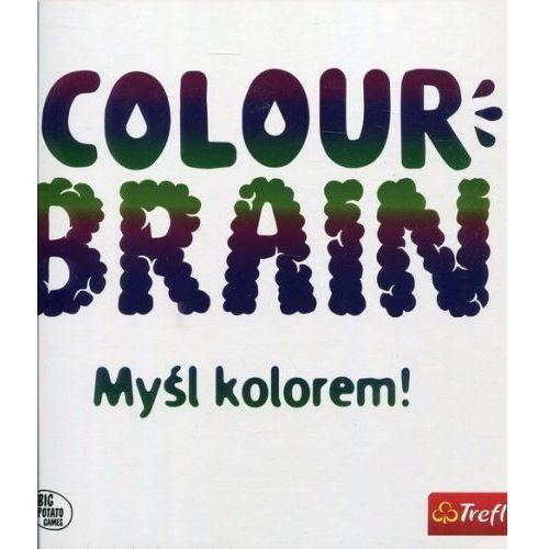 Colour brain. myśl kolorem marki Trefl