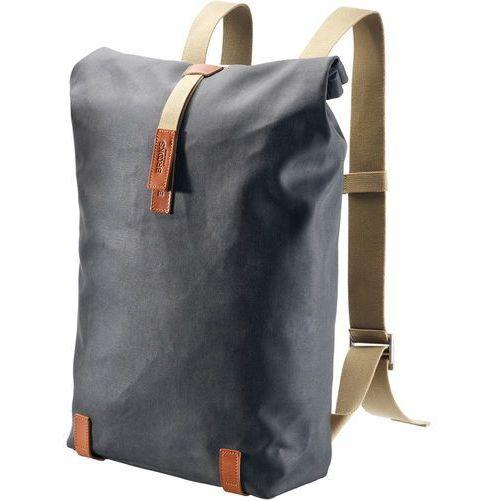 Brooks pickwick canvas plecak 26l szary 2018 plecaki szkolne i turystyczne
