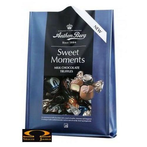 Anthon Berg Sweet Moments Trufle Mleczna Czekolada 165g, BAC5-72038