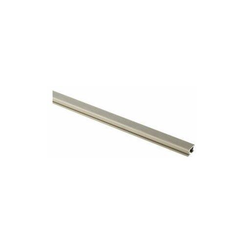 Cezar Profil wykończeniowy ozdobny aluminium 12.5 mm / 2.5 m srebrny tytan