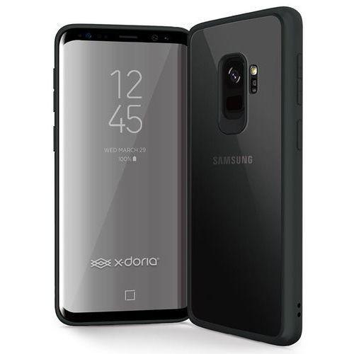 X-Doria Fense - Etui Samsung Galaxy S9+ (Black), kolor czarny