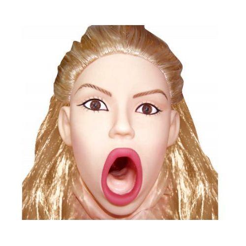 Topco sales Realistyczna dmuchana lalka miłości young and hot twarz i biust 3d naturalne włosy wagina z cyberskóry 1002018. Najniższe ceny, najlepsze promocje w sklepach, opinie.