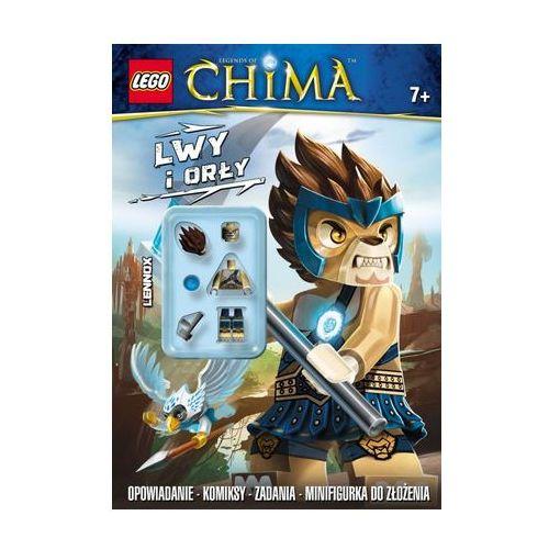 Lego Chima. Lwy i Orły (+ figurka) (LNC-201) Praca zbiorowa (9788325313920)