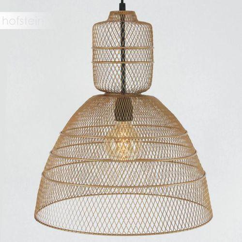 Anne Lighting ANNE Lampa Wisząca Złoty, 1-punktowy - - Obszar wewnętrzny - ANNE - Czas dostawy: od 10-14 dni roboczych