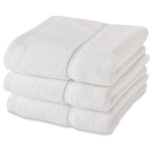 Ręcznik  adagio biały marki Aquanova