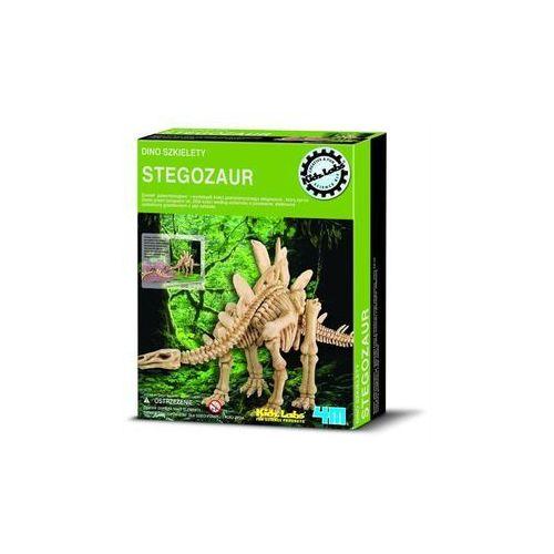 Stegozaur wykopaliska - odkryj szkielet i stwórz ekspozycję marki Russell