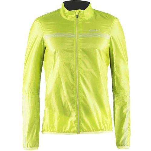 Craft męska kurtka rowerowa featherlight yellow m