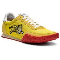 Sneakersy - f005sn122f56 citron 39, Kenzo, 40-44