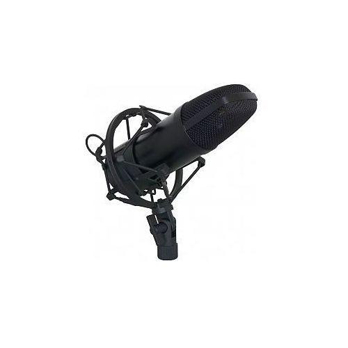pds-m01 profesjonalny mikrofon pojemnościowy, marki Power dynamics