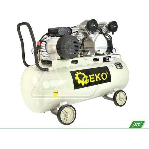 Kompresor olejowy Geko 100 Litrów G80309