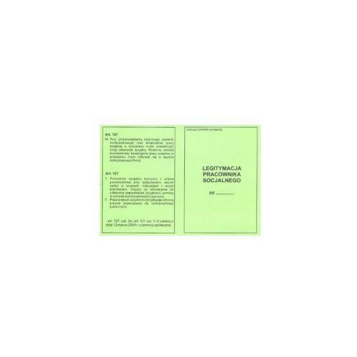 Legitymacja pracownika socjalnego [Pu/Os-221c]