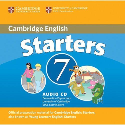 Cambridge YLET Starters 7 Audio CD (lp) (2011)