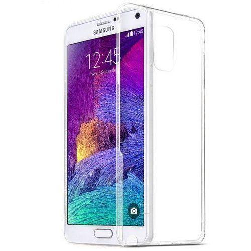 Obudowa Ultra Slim Samsung Galaxy Note 4 Przezroczysta