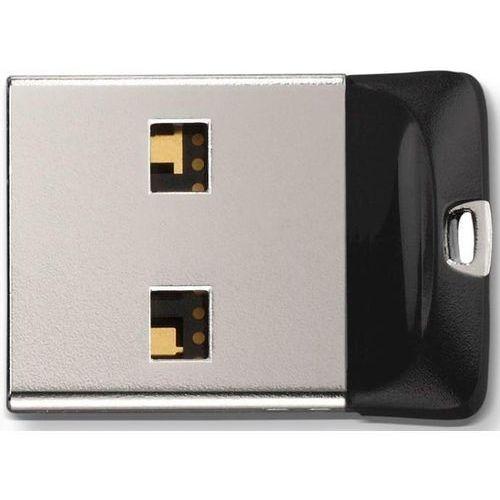 Pamięć SANDISK Cruzer Fit 32GB (SDCZ33-032G-G35) (0619659171797)