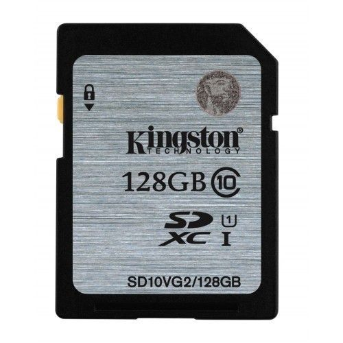 Karta pamięci Kingston SDXC 128GB UHS-I 45/10MB/s, 6760-56982