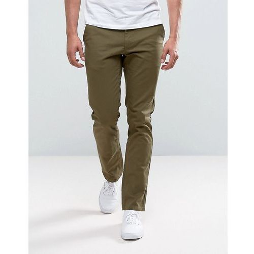 Brixton Reserve Chino in Standard Fit - Green, kolor zielony