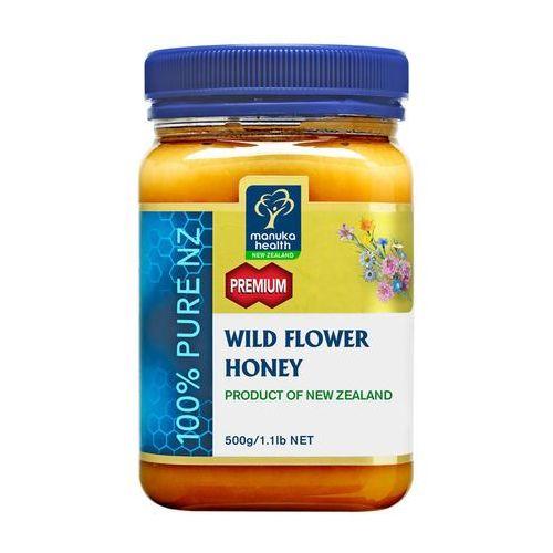 Manuka health Miód wild flower 500g -