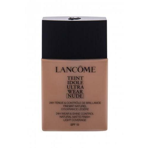 Lancôme teint idole ultra wear nude spf19 podkład 40 ml dla kobiet 055 beige idéal