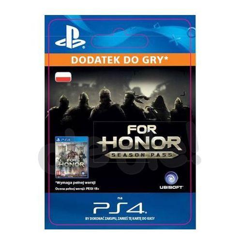 For honor - season pass [kod aktywacyjny] marki Sony
