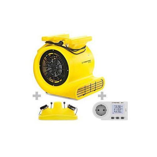 Turbowentylator tfv 30 s + potrójny kolektor + bx11 marki Trotec