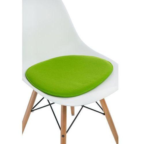 Poduszka na krzesło Side Chair zie. jas., T_98b0c480-d444-46ec-be21-8c746eccd148