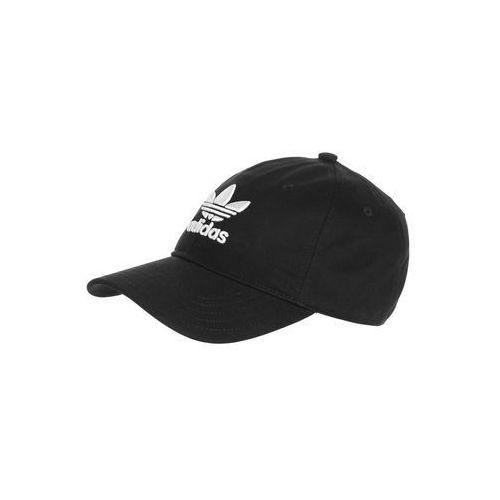 Adidas originals trefoil czapka z daszkiem black