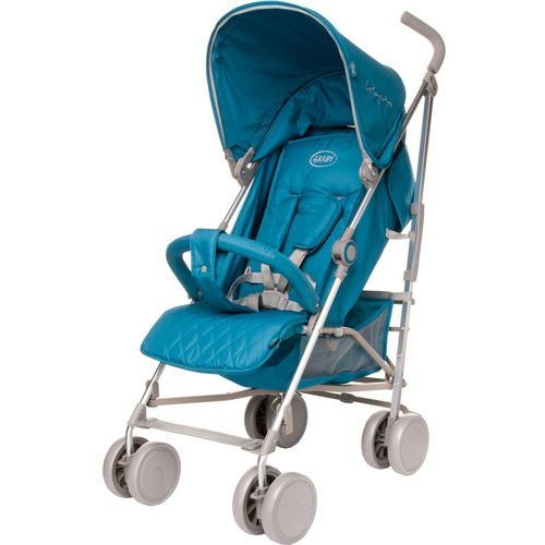4baby wózek le caprice 2016, dark turkus (5901691953406)