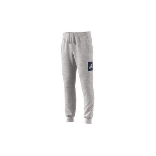 Spodnie essential box logo marki Adidas