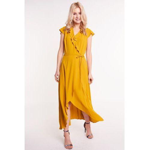 Sukienka falbanki, 1 rozmiar