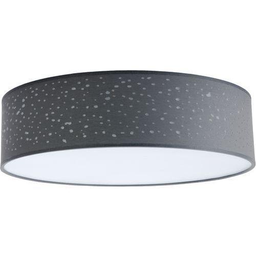 Tklighting Plafon oprawa sufitowa tk lighting caren gray 4x15w e27 led szary/biały 2526 (5901780525262)