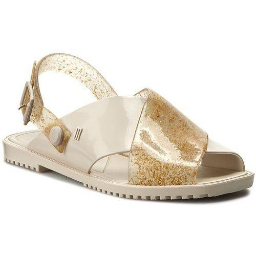Sandały MELISSA - Sauce Sandal Ad 31913 Beige/Wood 52913