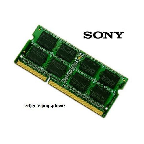 Pamięć RAM 2GB SONY VAIO Z Series VGN-Z591U/B DDR3 1066MHz SODIMM
