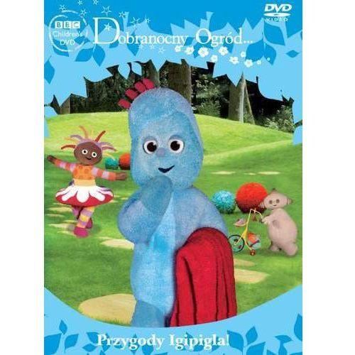 Dobranocny Ogród: Przygody Igipigla (DVD) - Andy Davenport