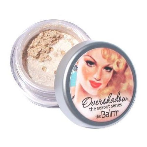 The balm Overshadow no money no honey mineralny cień do powiek gold 0,57g