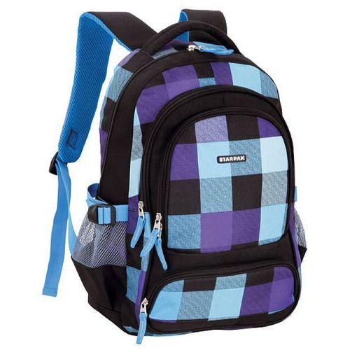 Starpak Plecak szkolny indigo (5902643603875)