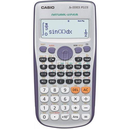 Casio Kalkulator fx-570es plus (4971850152252)