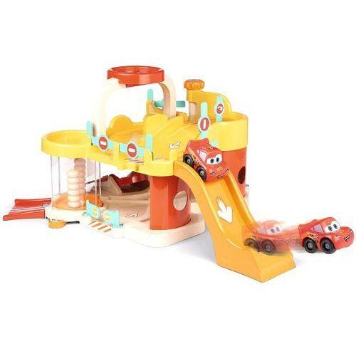 Smoby Vroom Planet Garaż Radiator Springs Cars Auta + Zygzak McQueen (3032161204239)