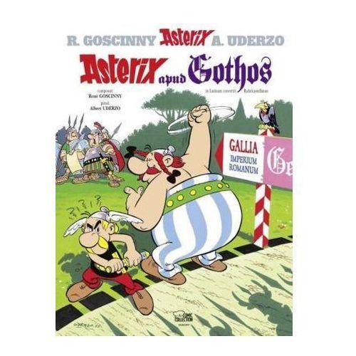 Asterix - Apud Gothos. Asterix und die Goten, lateinische Ausgabe